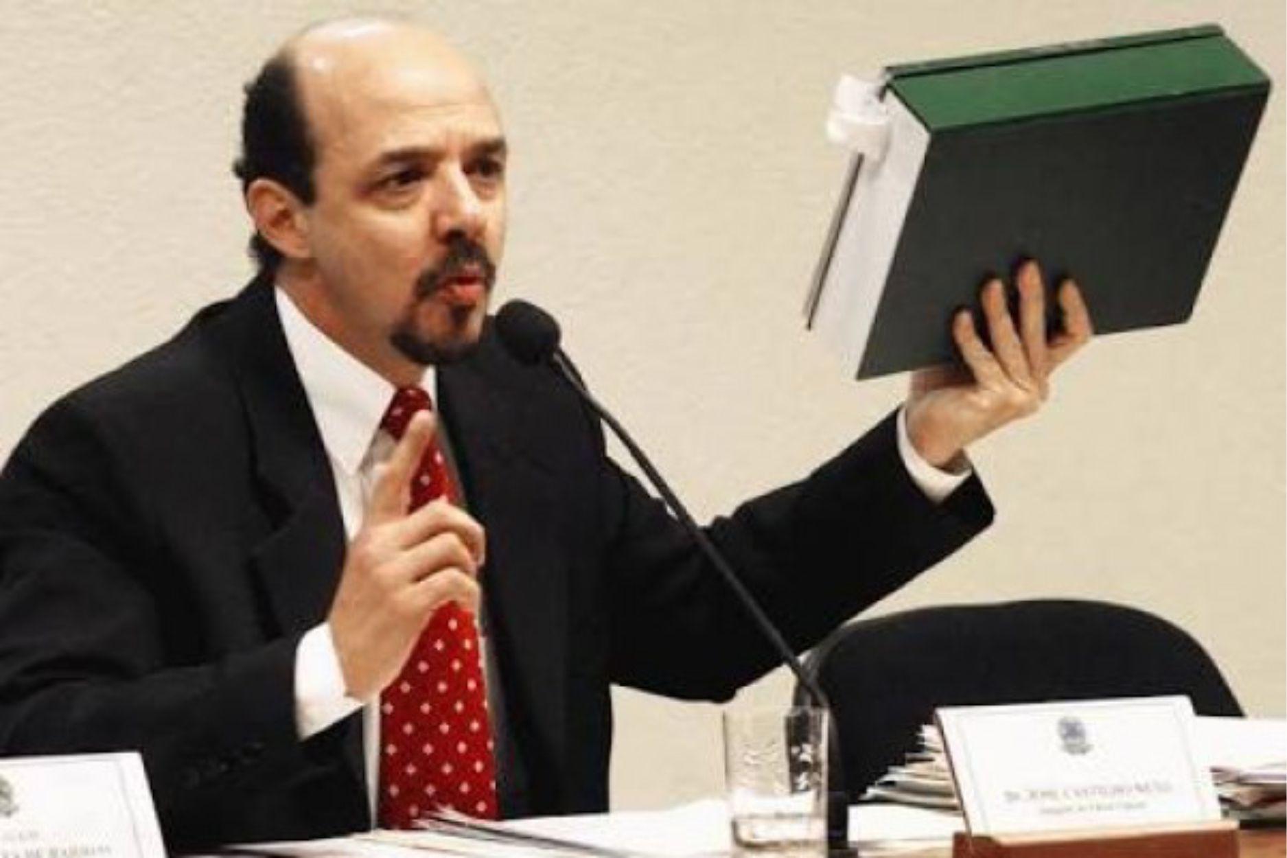 Delegado Federal JOSÉ FRANCISCO CASTILHO NETO