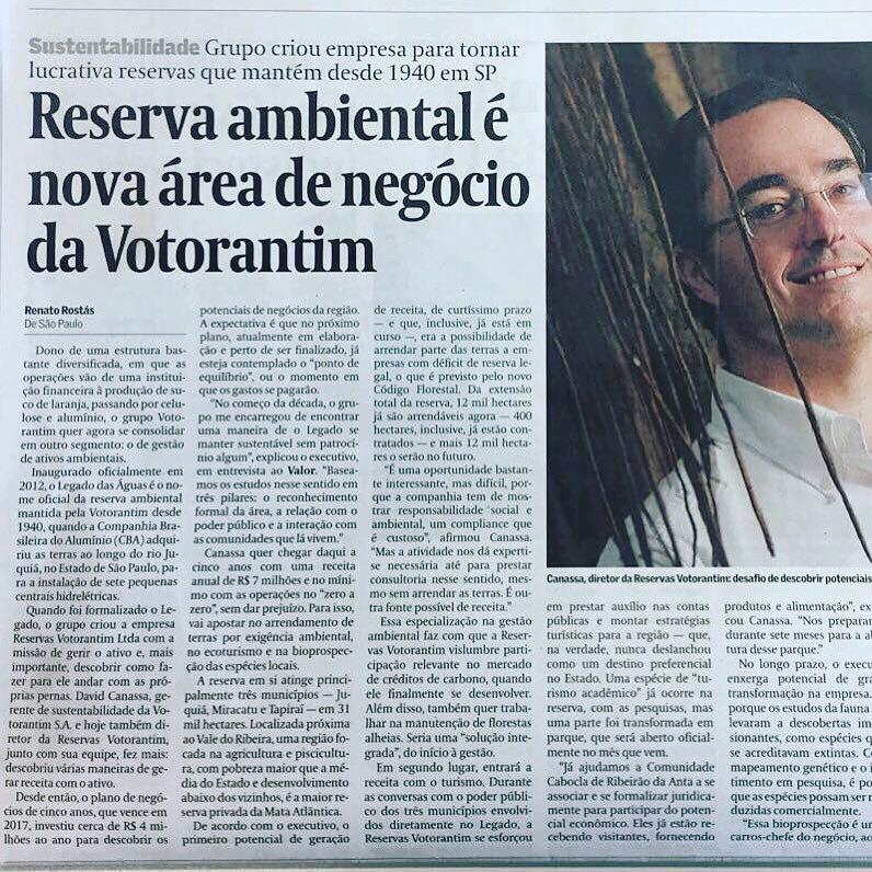 LEGADO DAS ÁGUAS SP JUNHO 2017