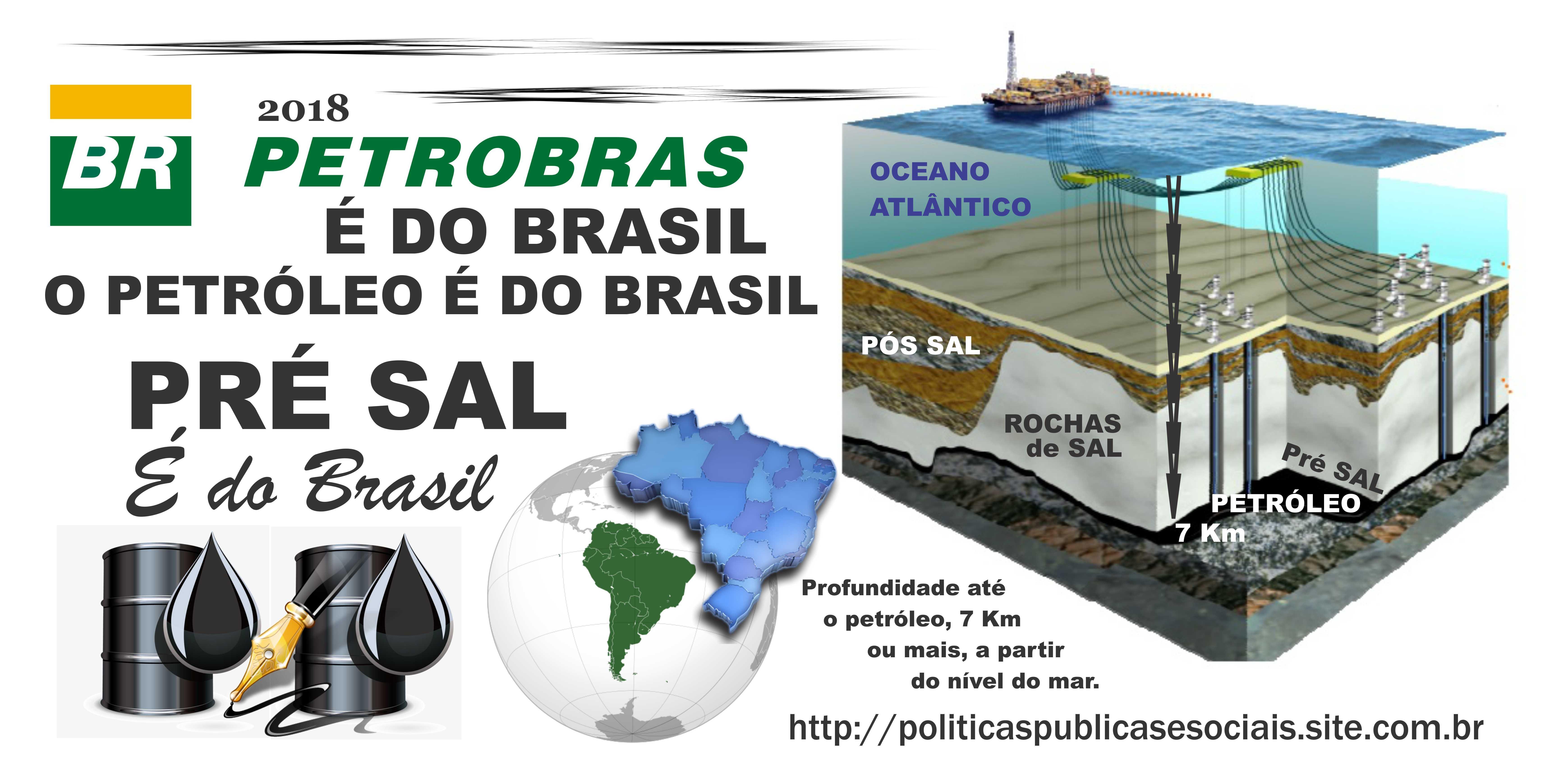 O PRÉ SAL É DO BRASIL 03