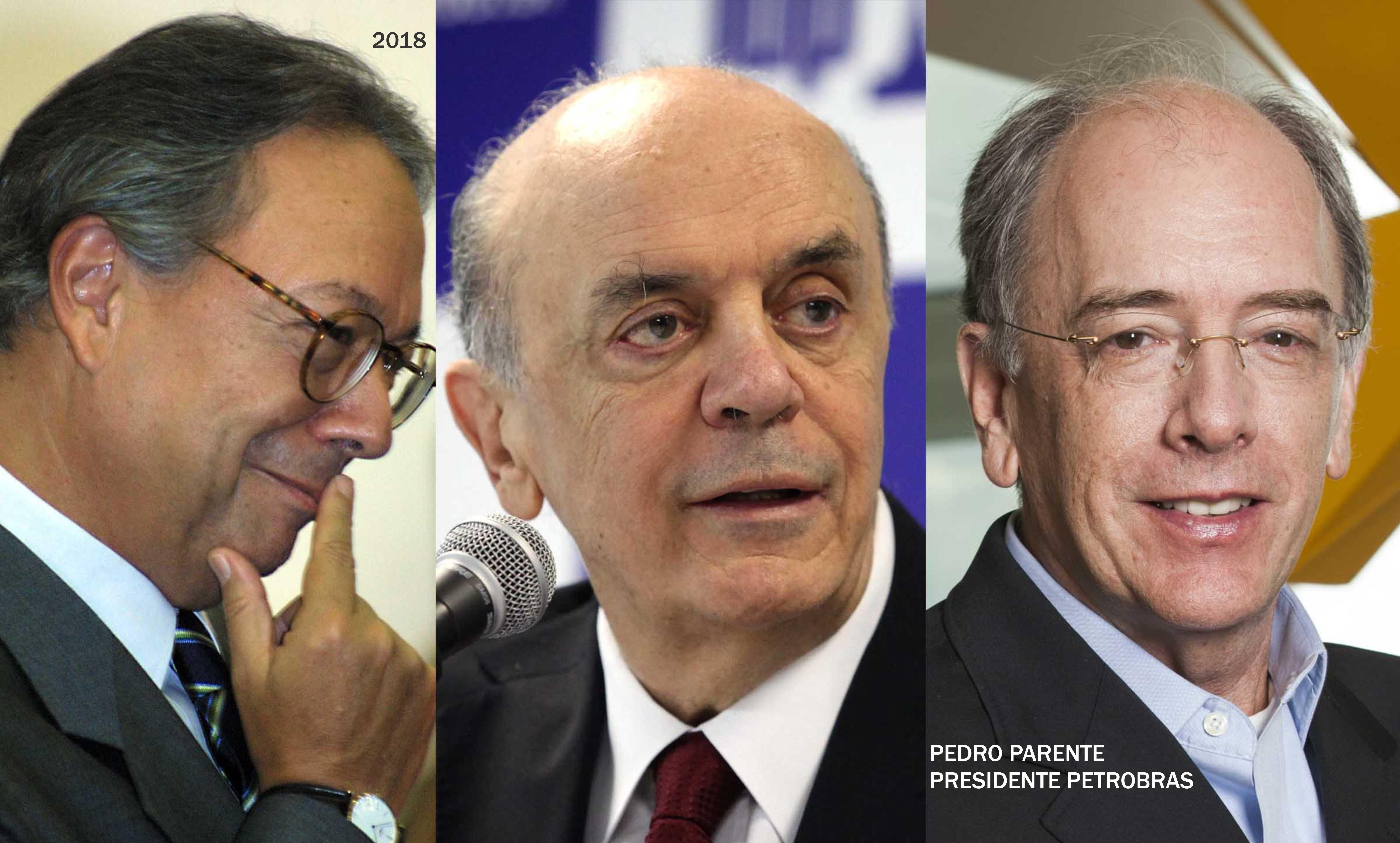 PEDRO PARENTE PRESIDENTE PETROBRAS