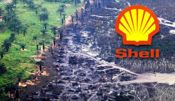 SHELL NIGÉRIA 06