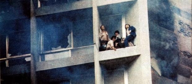 Tragédia com o Edifício Wilton Paes de Almeida 06