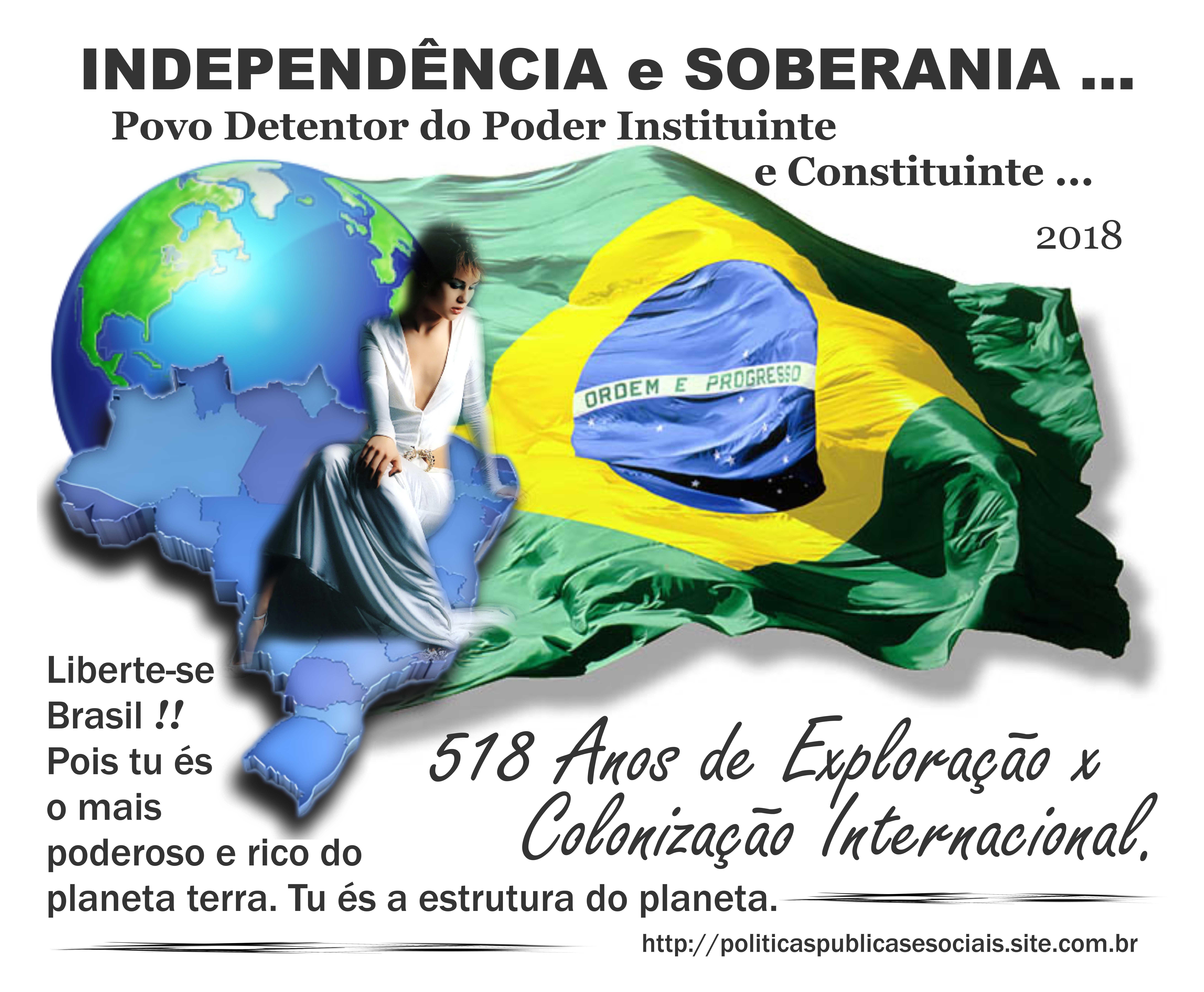 INDEPENDÊNCIA e SOBERANIA 05