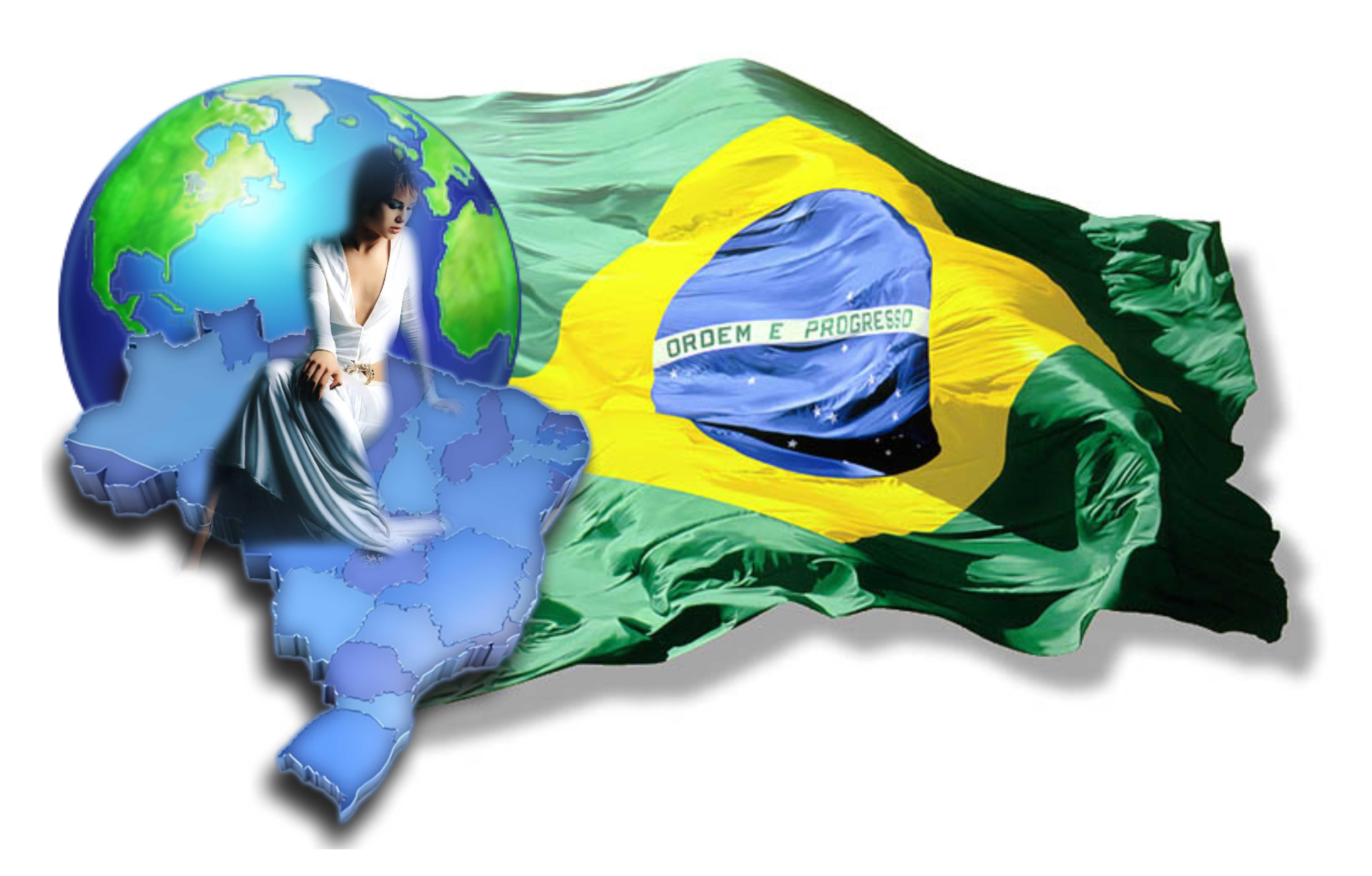 América do Sul e Central - BRASIL