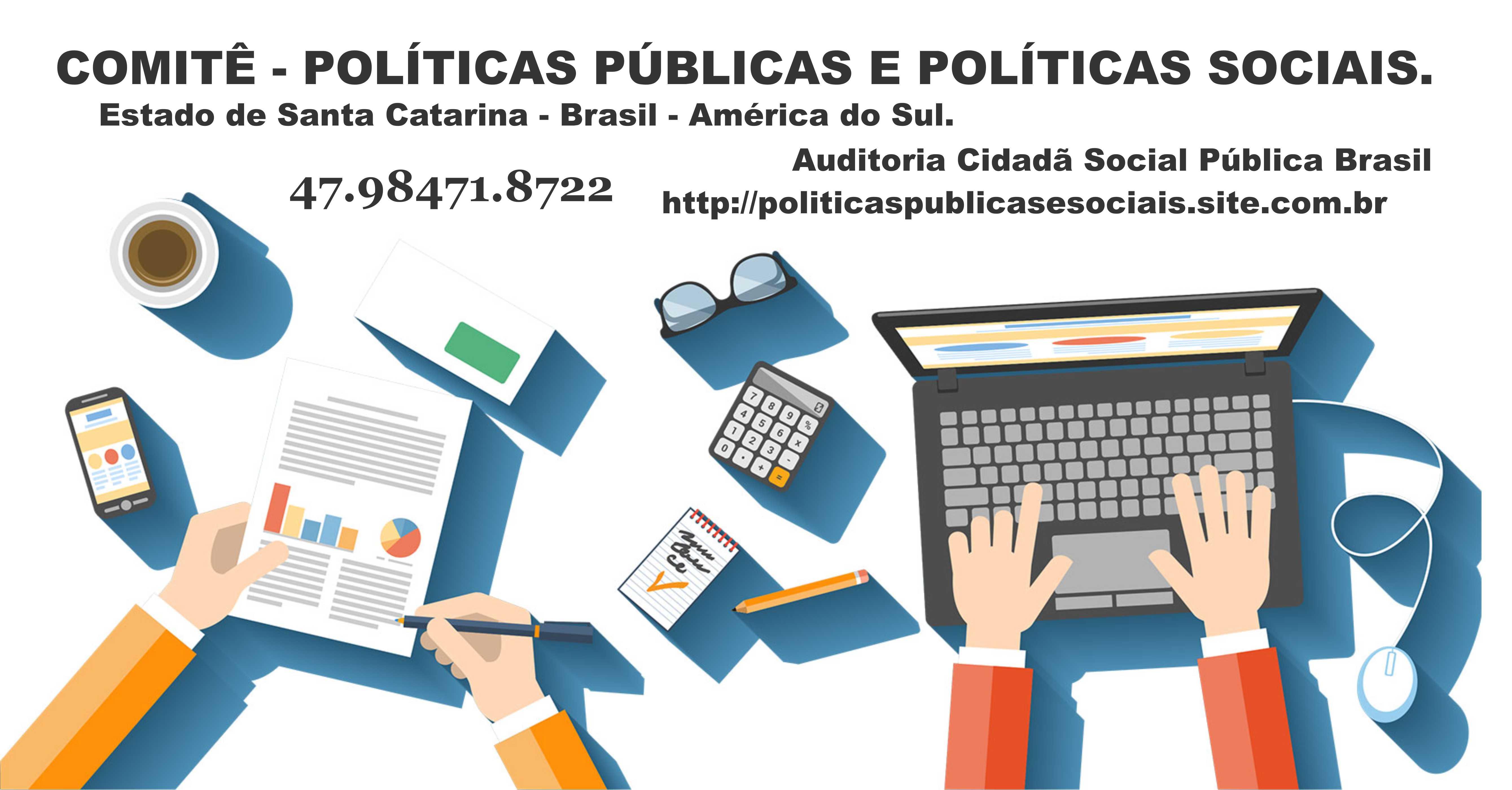 Comitê Políticas Públicas e Políticas Sociais Brasil