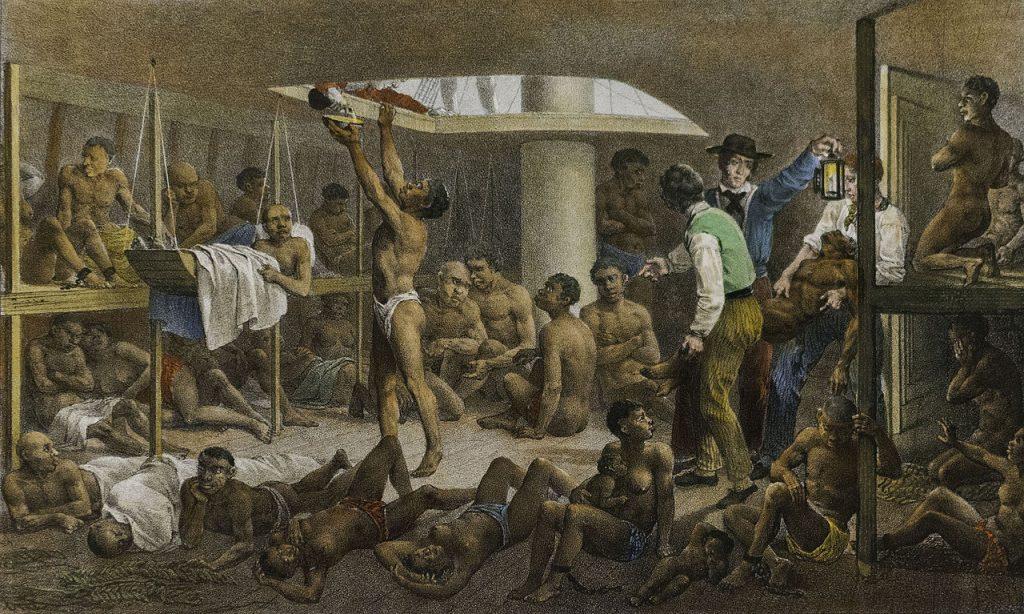Escravidão Brasil