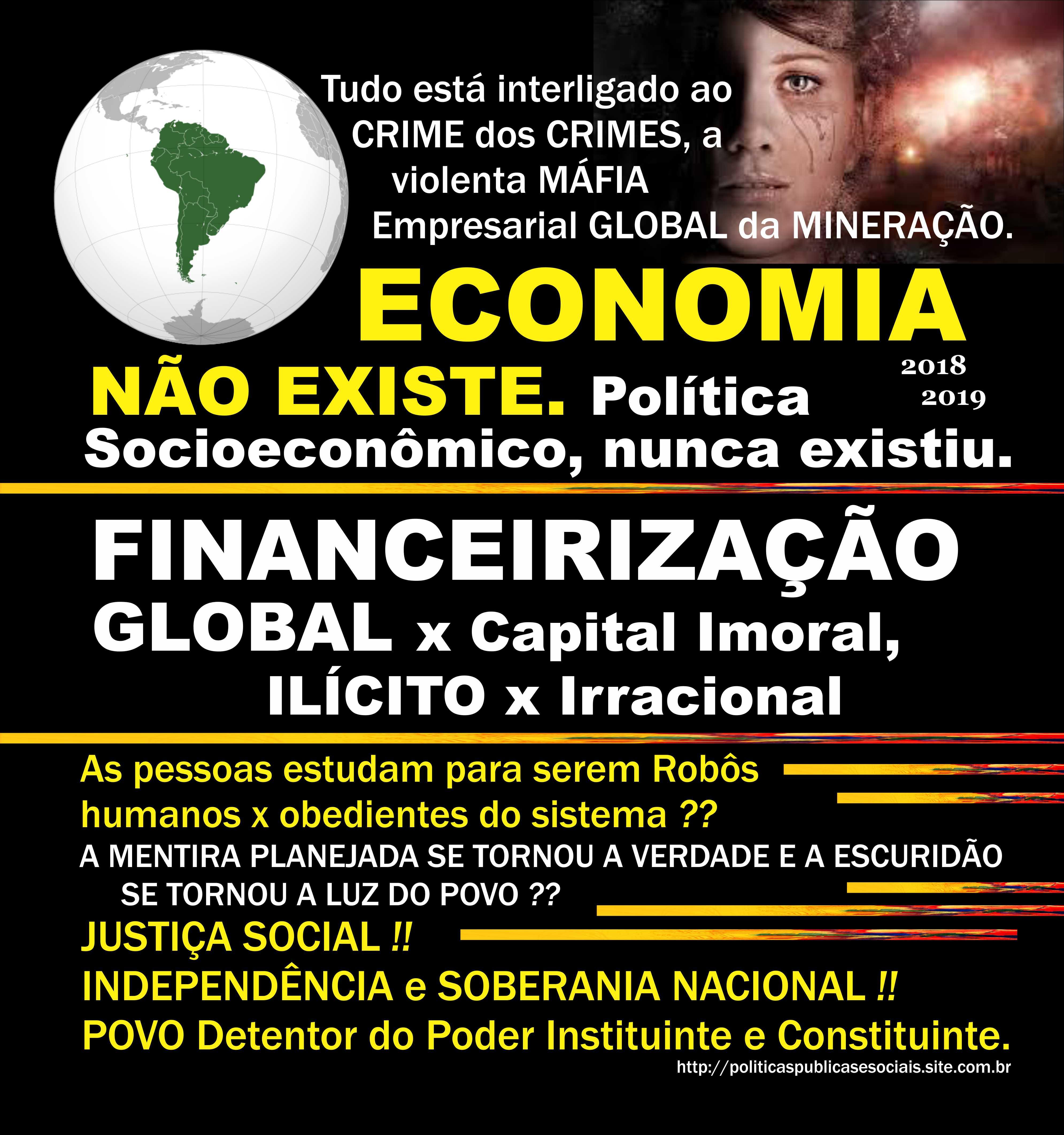 Economia Não Existe