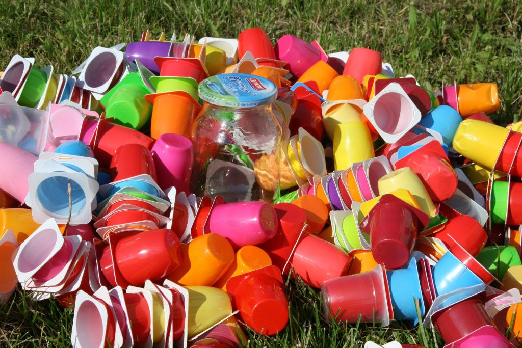 Polímeros Na Reciclagem
