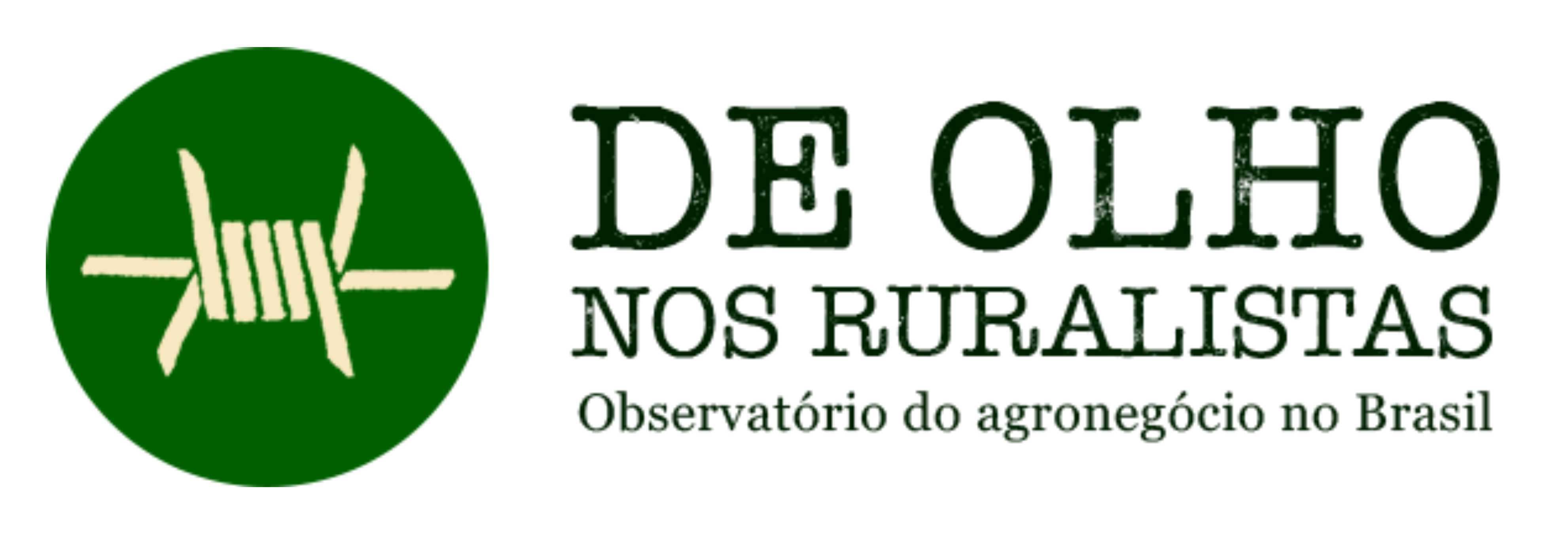 DE OLHO NOS RURALISTAS