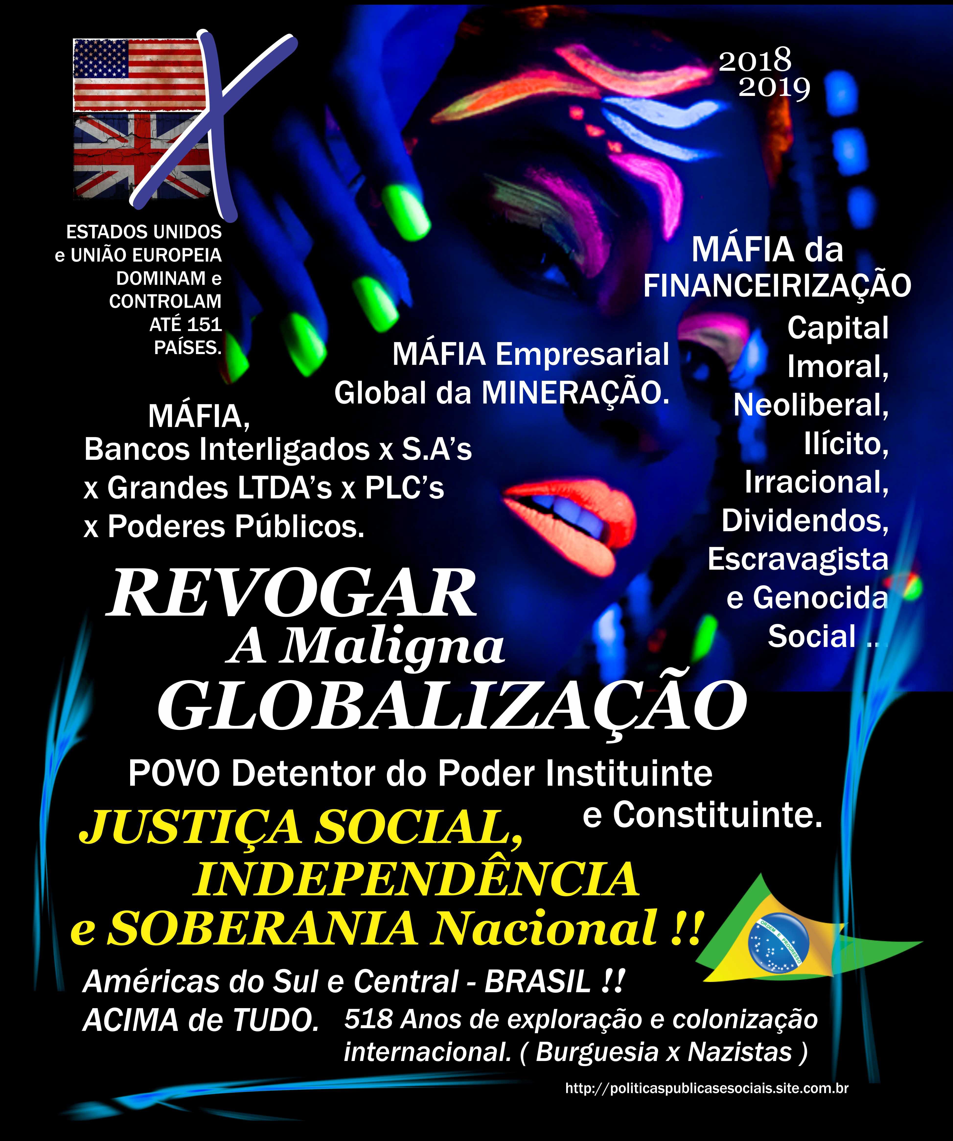Justiça Social Soberania Nacional