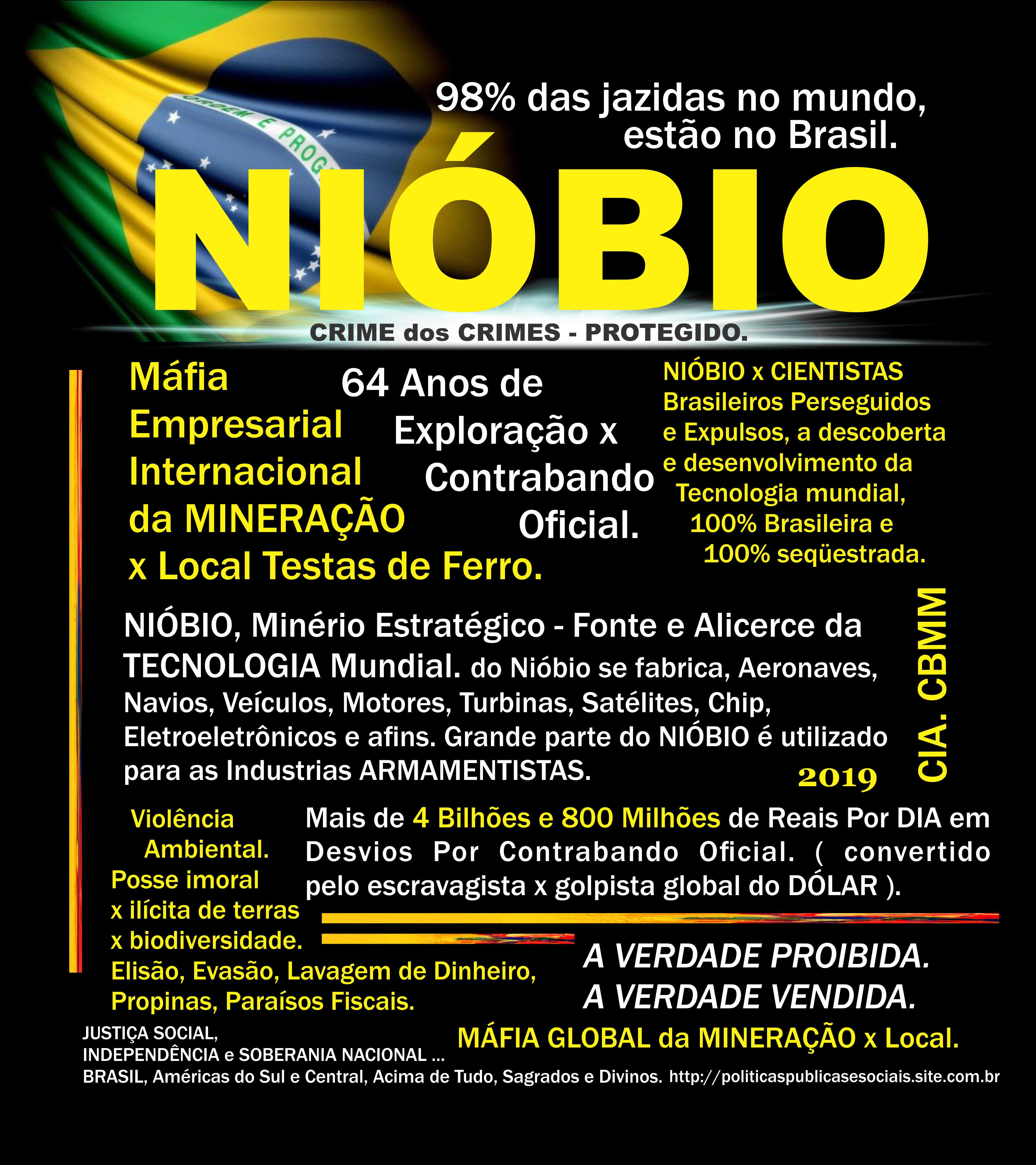 NIÓBIO BRASIL