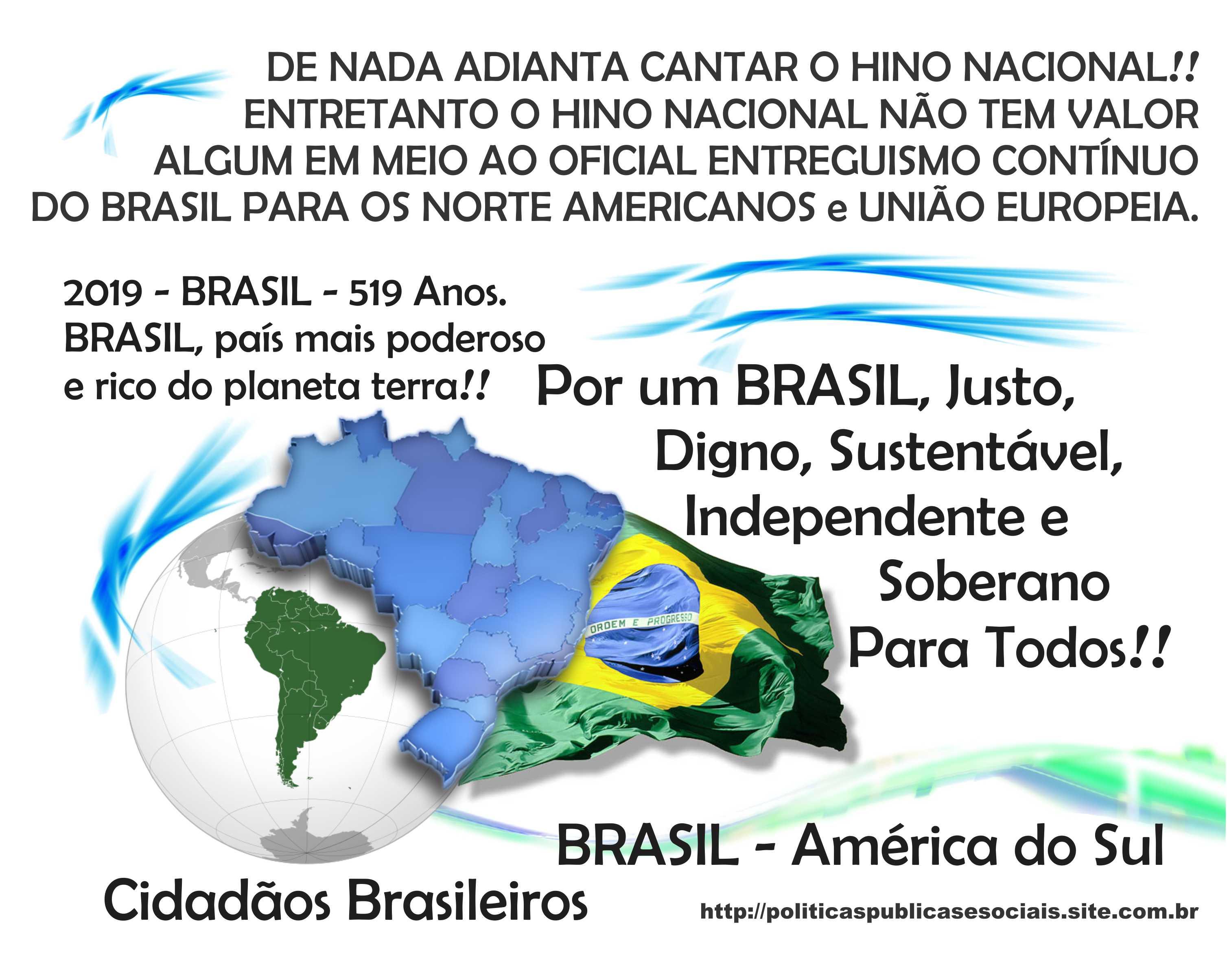 BRASIL América do Sul BRASIL
