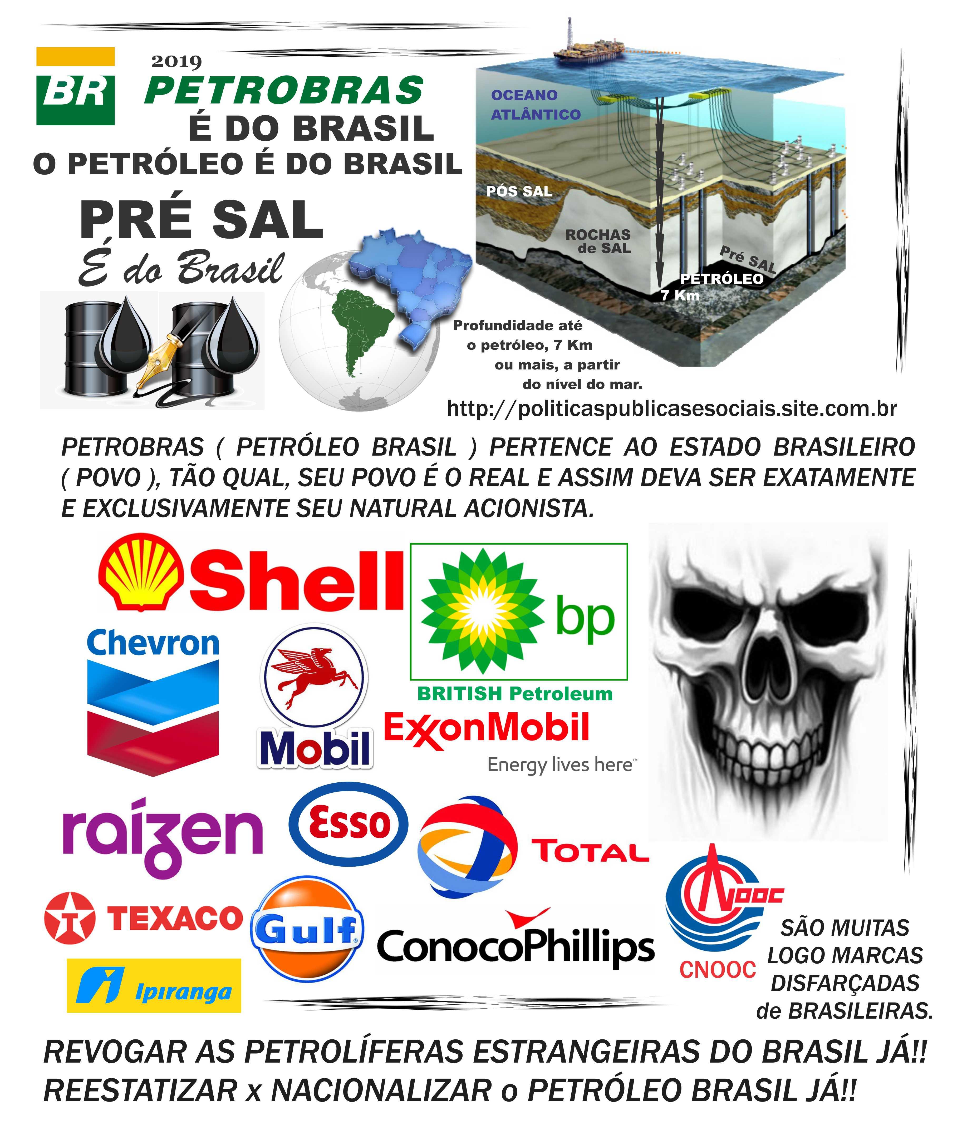 O PRÉ SAL É DO BRASIL 09
