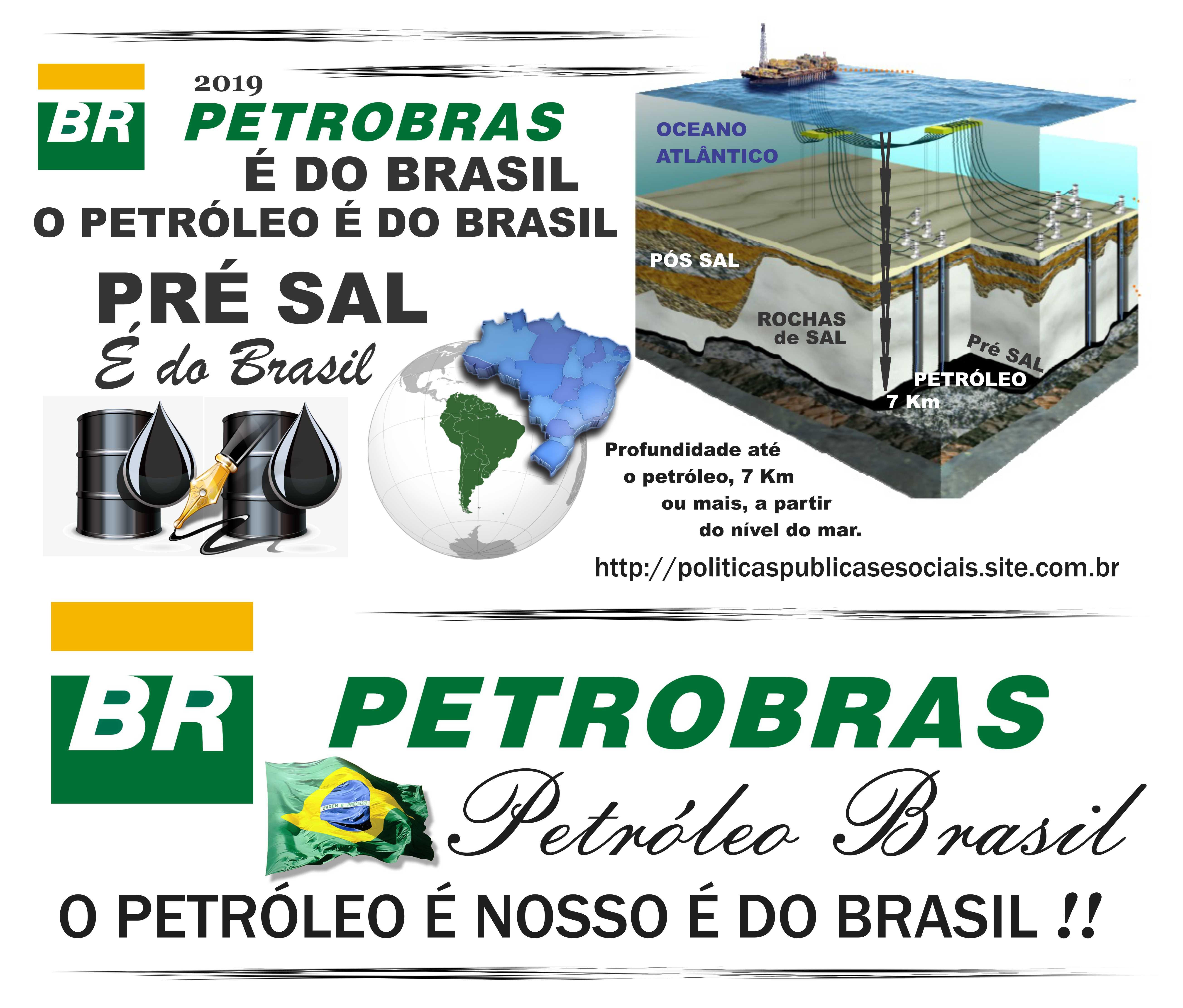 O PRÉ SAL É DO BRASIL 12