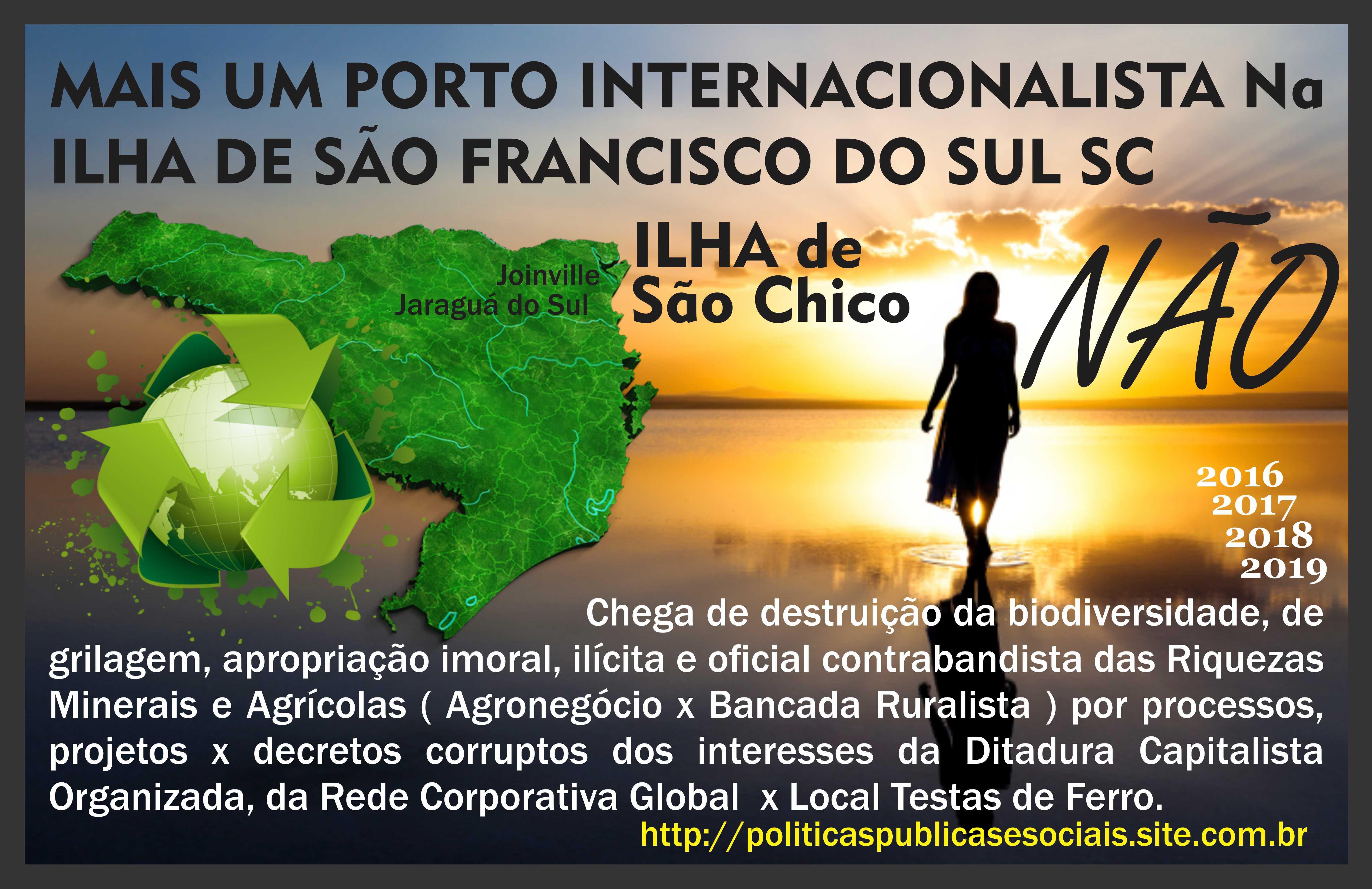 SÃO FRANCISCO DO SUL SC 30