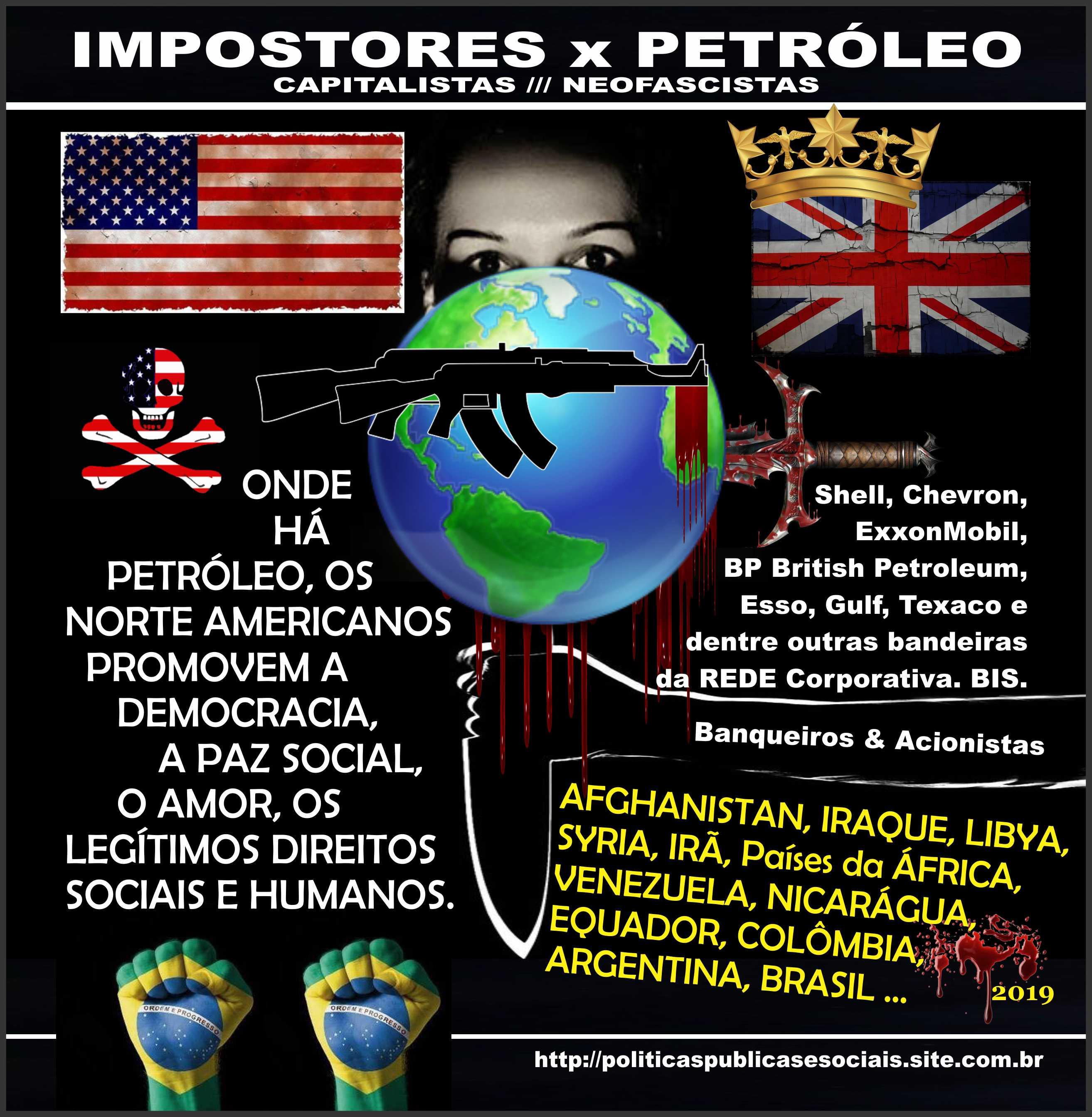 Impostores x Petróleo
