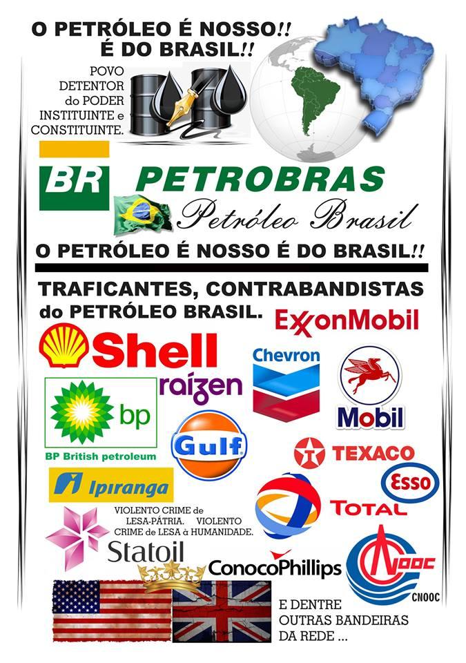 Petróleo é Nosso é do Brasil