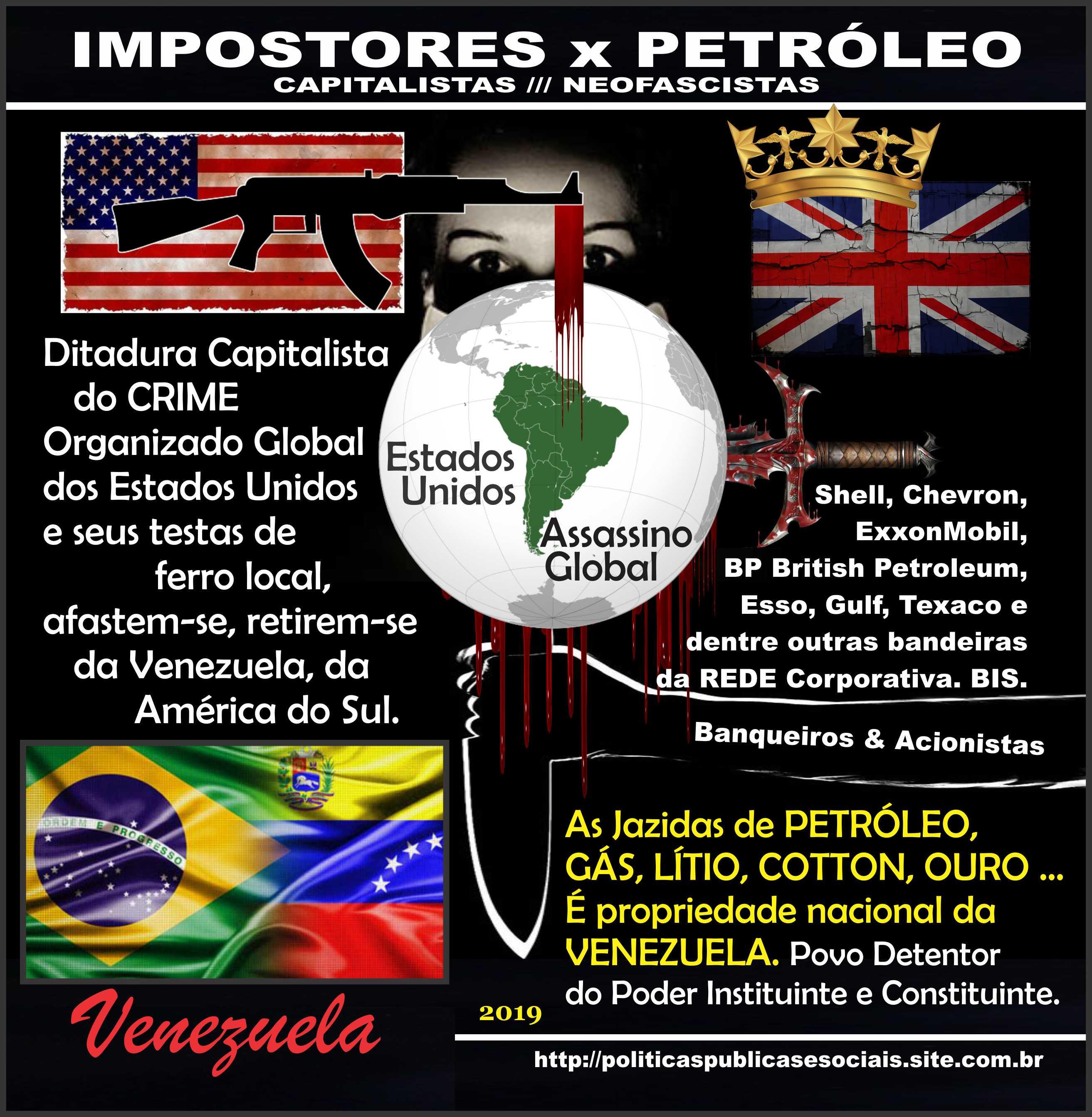 Venezuela América do Sul SAGRADA