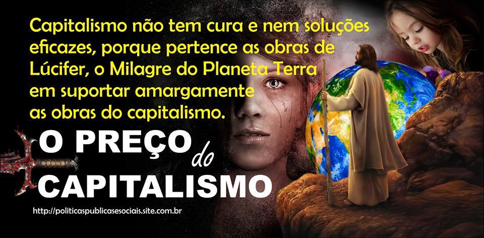 Capitalismo Na Terra Planeta