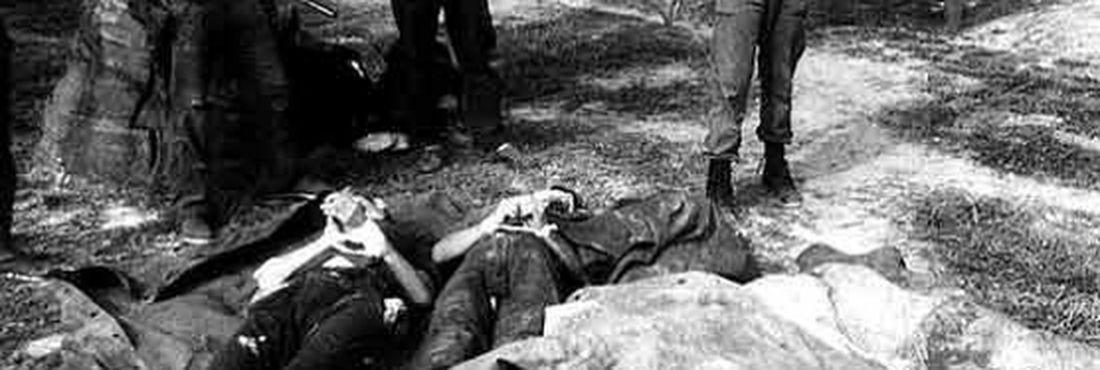 Mortos Por Militares Com as Mãos Amarradas ARAGUAIA 1977