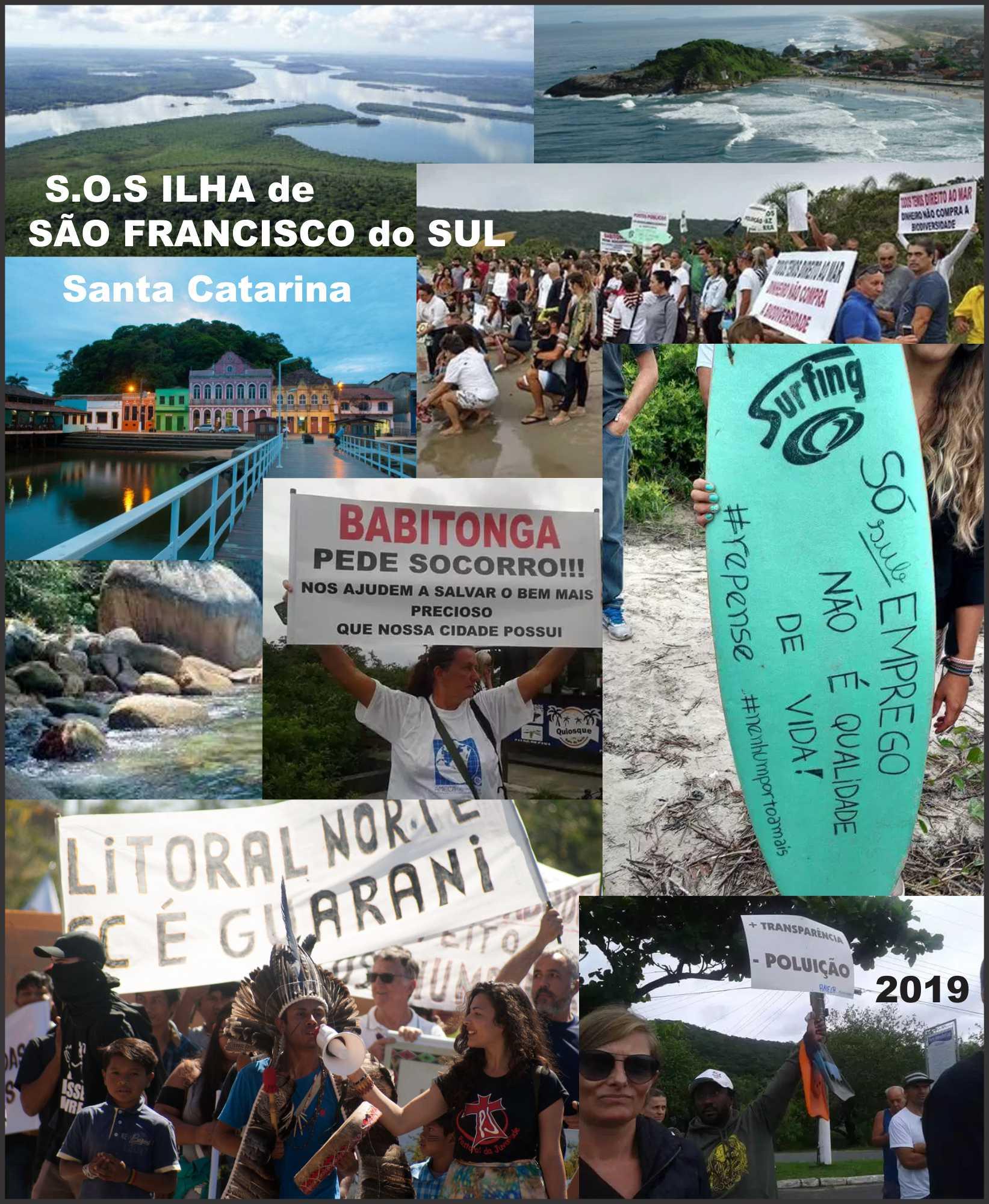 SÃO FRANCISCO DO SUL SC BRASIL